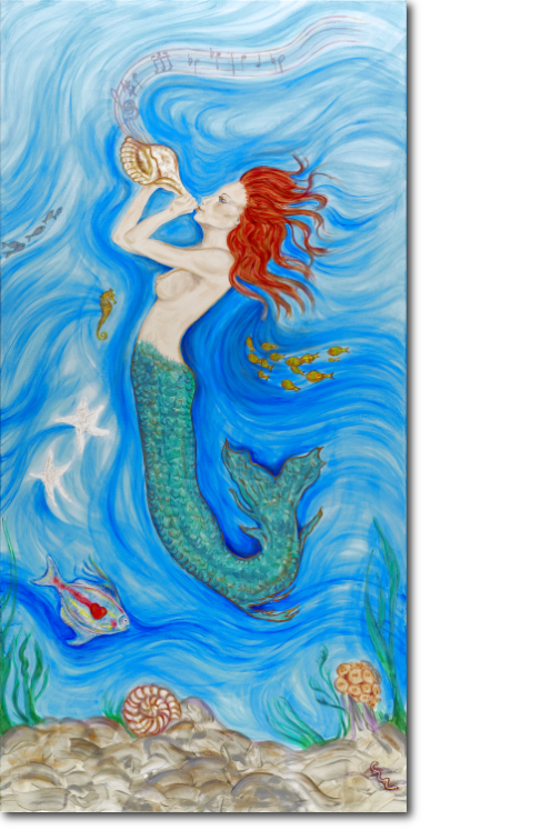 Zahara Musical Mermaid